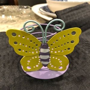Butterfly 🦋 candle holder. Celebrating Home